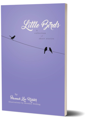 Little Birds signed paperback