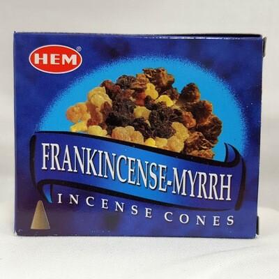 FRANK&MYRRH HEM CONES