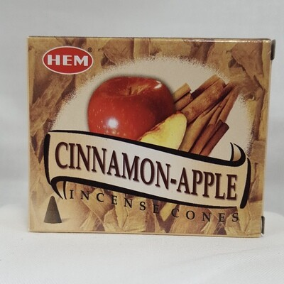 CINNAMON APPLE HEM CONES