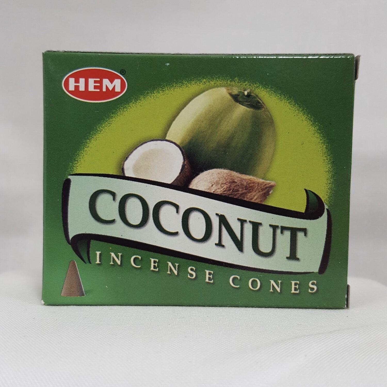 COCONUT HEM CONES