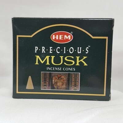 PRECIOUS MUSK HEM CONES