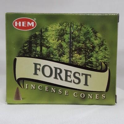 FOREST HEM CONES