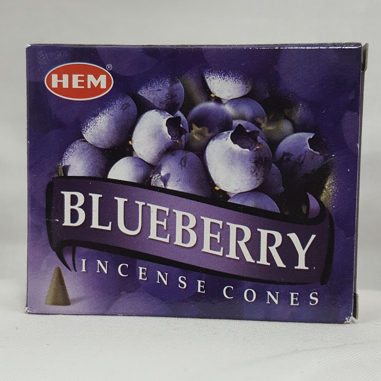 BLUEBERRY HEM CONES