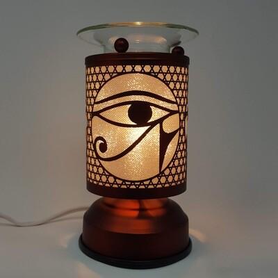 EGYPT EYE COPPER TOUCH LAMP