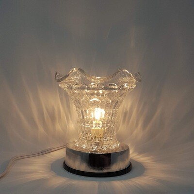 CLEAR SOLID TOUCH LAMP