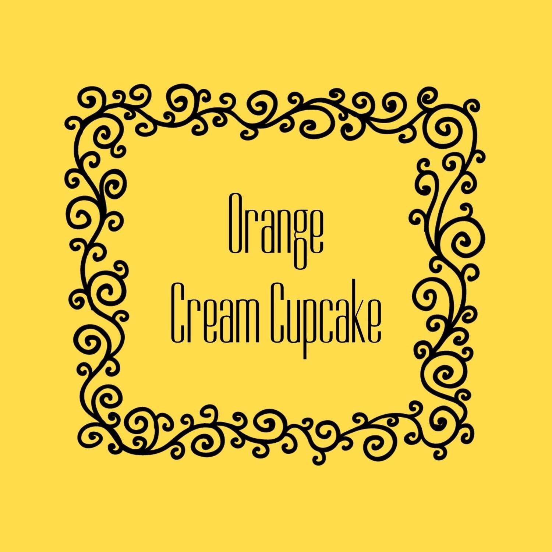 ORANGE CREAM CUPCAKE FRAGRANCE OIL