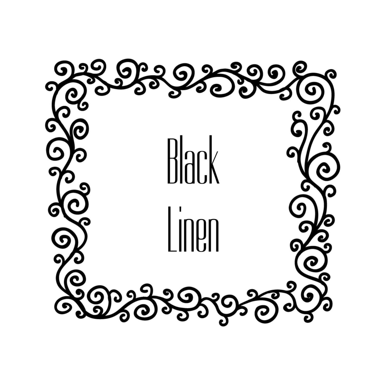 BLACK LINEN FRAGRANCE OIL