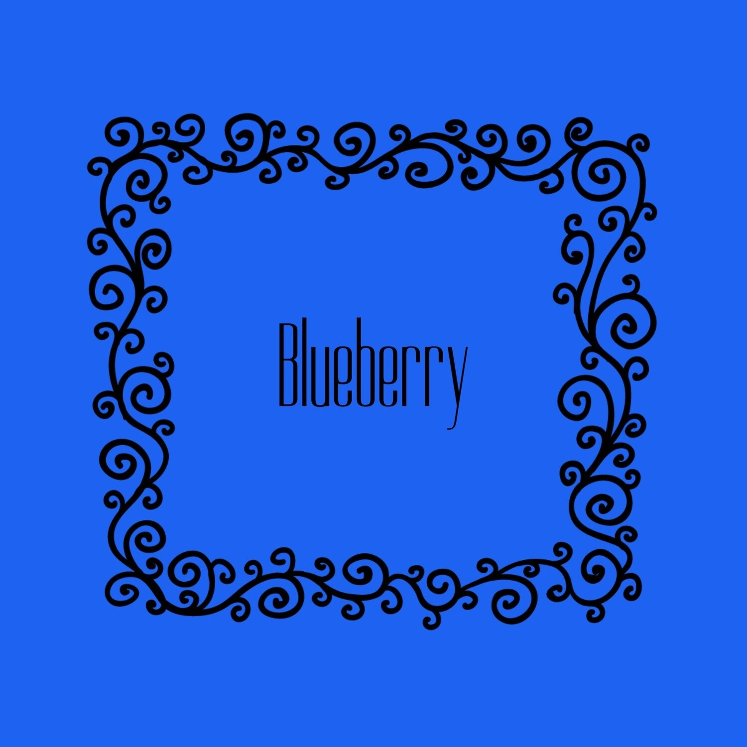 BLUEBERRY FRAGRANCE OIL