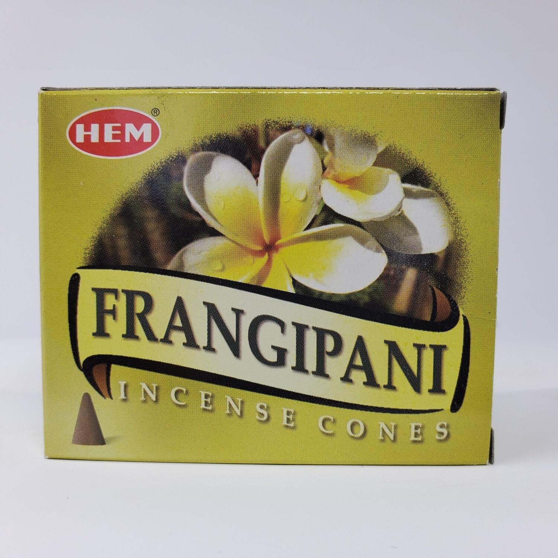 FRANGIPANI HEM CONES