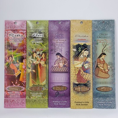 PRABHUJI'S GIFTS INCENSE