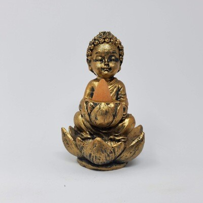 SM BUDDHA BACKFLOW BURNER