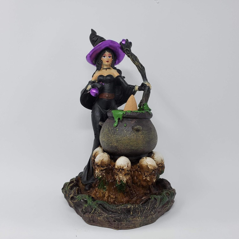 WITCH BACKFLOW BURNER