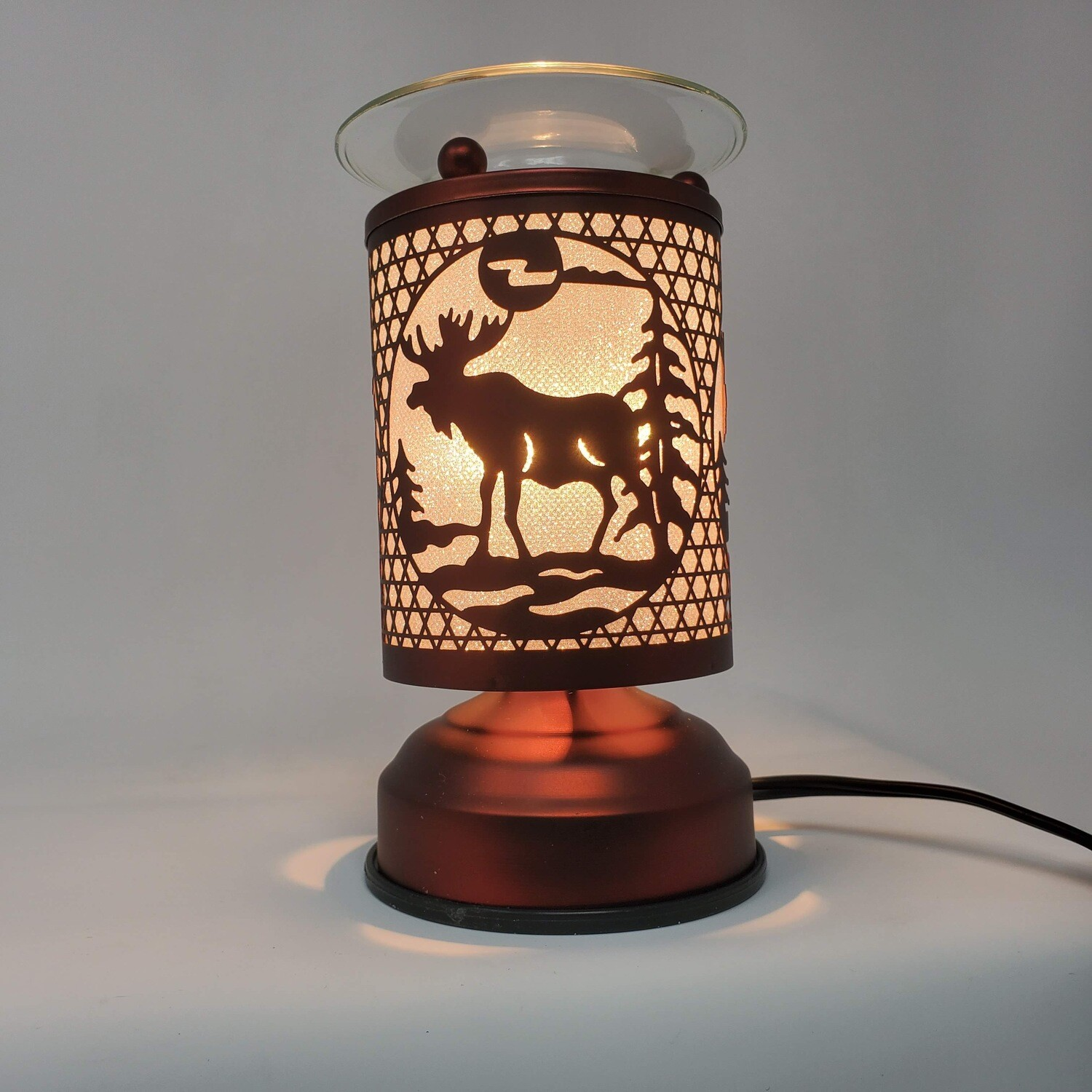 MOOSE COPPER TOUCH LAMP