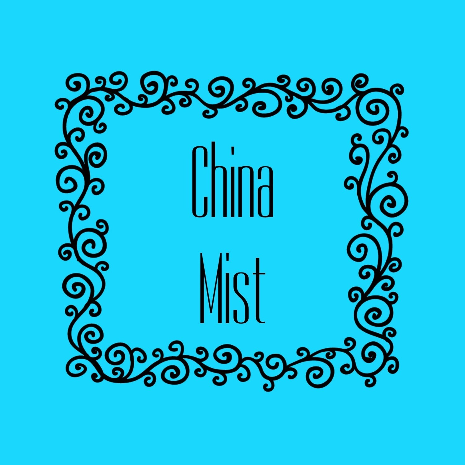 CHINA MIST FRAGRANCE OIL