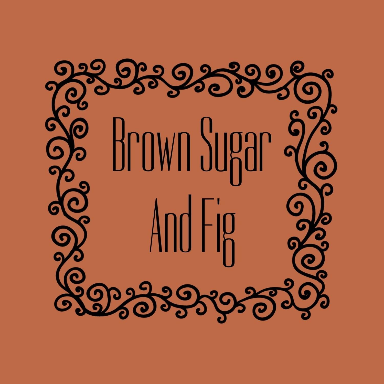 BROWN SUGAR&FIG FRAGRANCE OIL