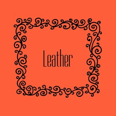 LEATHER FRAGRANCE OIL