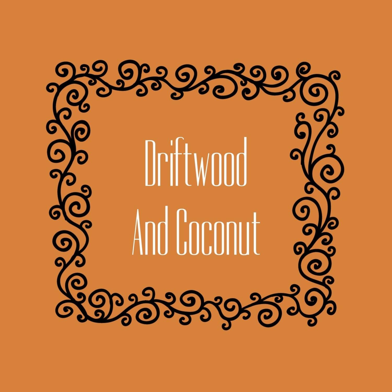 DRIFTWOOD&COCONUT FRAGRANCE OIL
