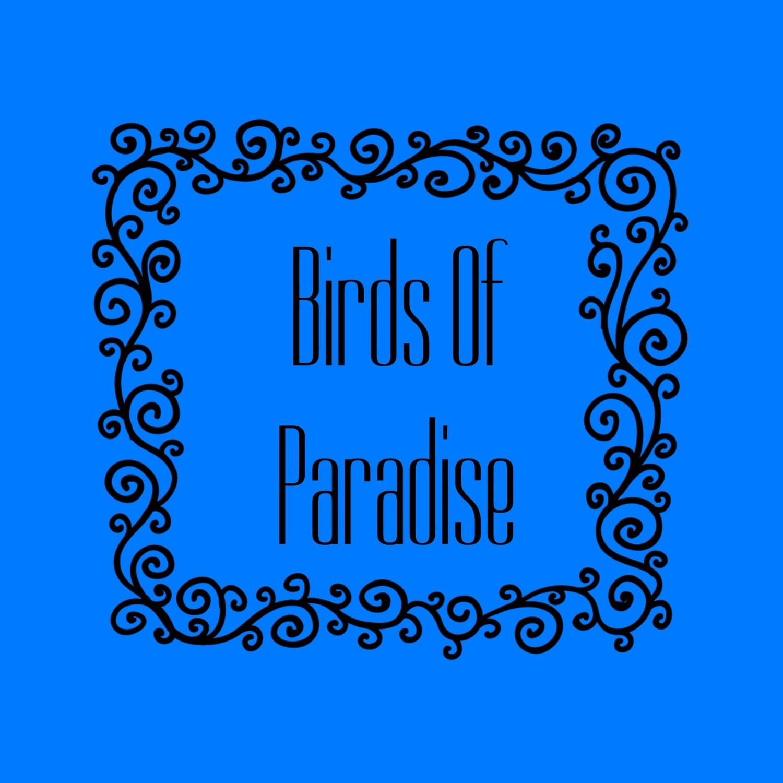 BIRDS OF PARADISE FRAGRANCE OIL