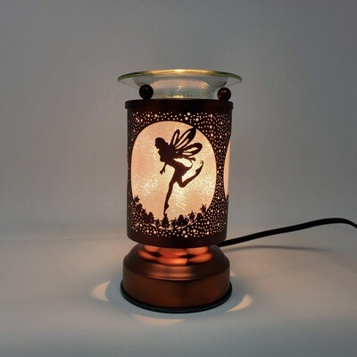 FAIRY DANCING COPPER TOUCH LAMP