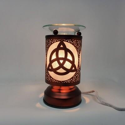 TRIQUETRA COPPER TOUCH LAMP