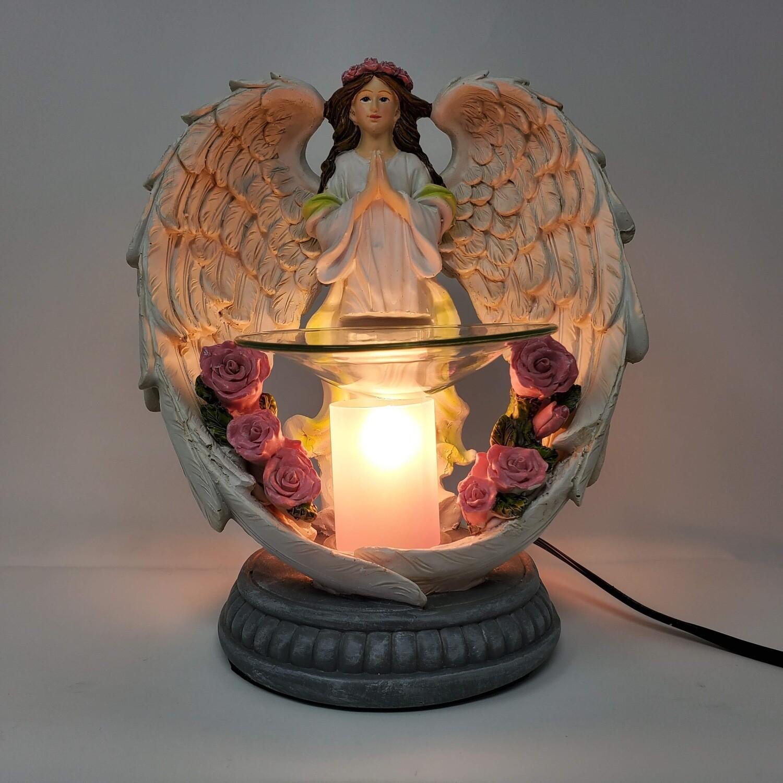 ANGEL POLYRESIN AROMA LAMP