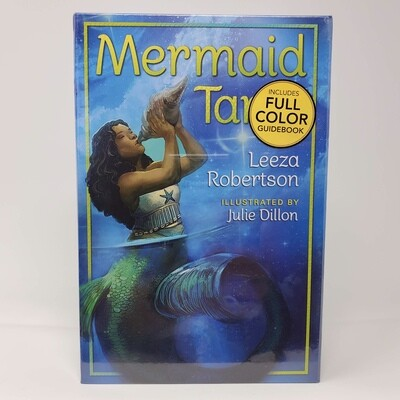 MERMAID TAROT DECK AND BOOK
