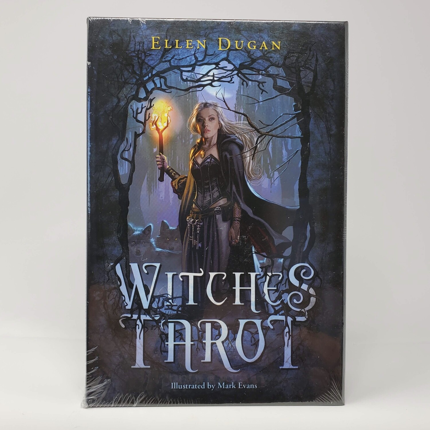 WITCHES TAROT DECK AND BOOK