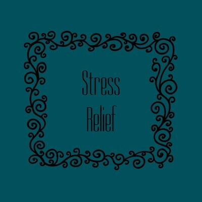 STRESS RELIEF FRAGRANCE OIL