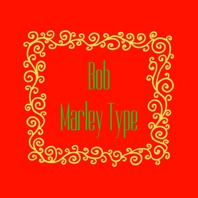 BOB MARLEY TYPE FRAGRANCE OIL