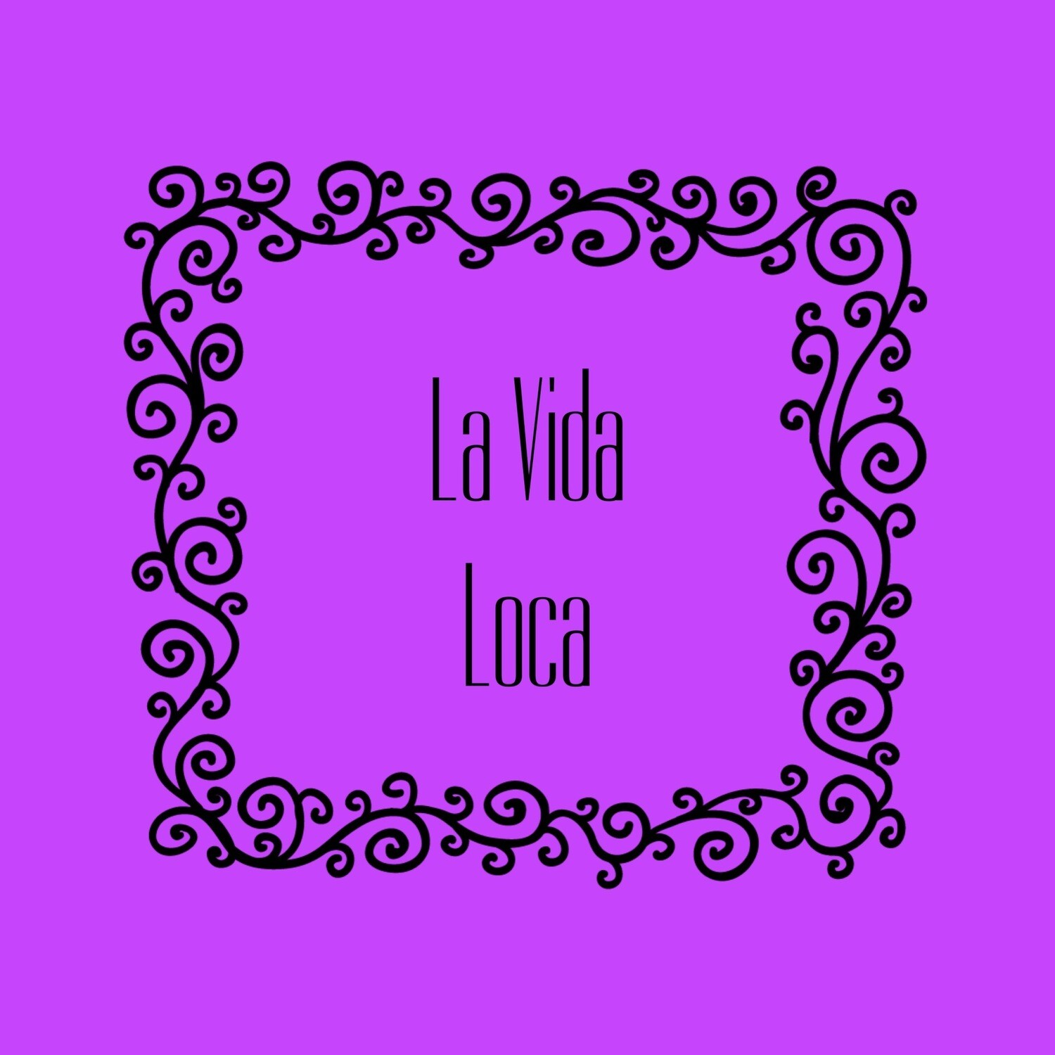 LA VIDA LOCA FRAGRANCE OIL