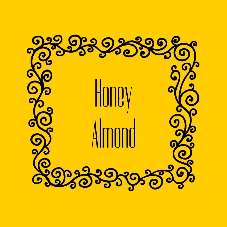 HONEY ALMOND FRAGRANCE OIL