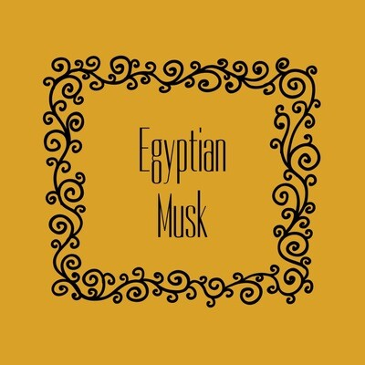 EGYPTIAN MUSK FRAGRANCE OIL