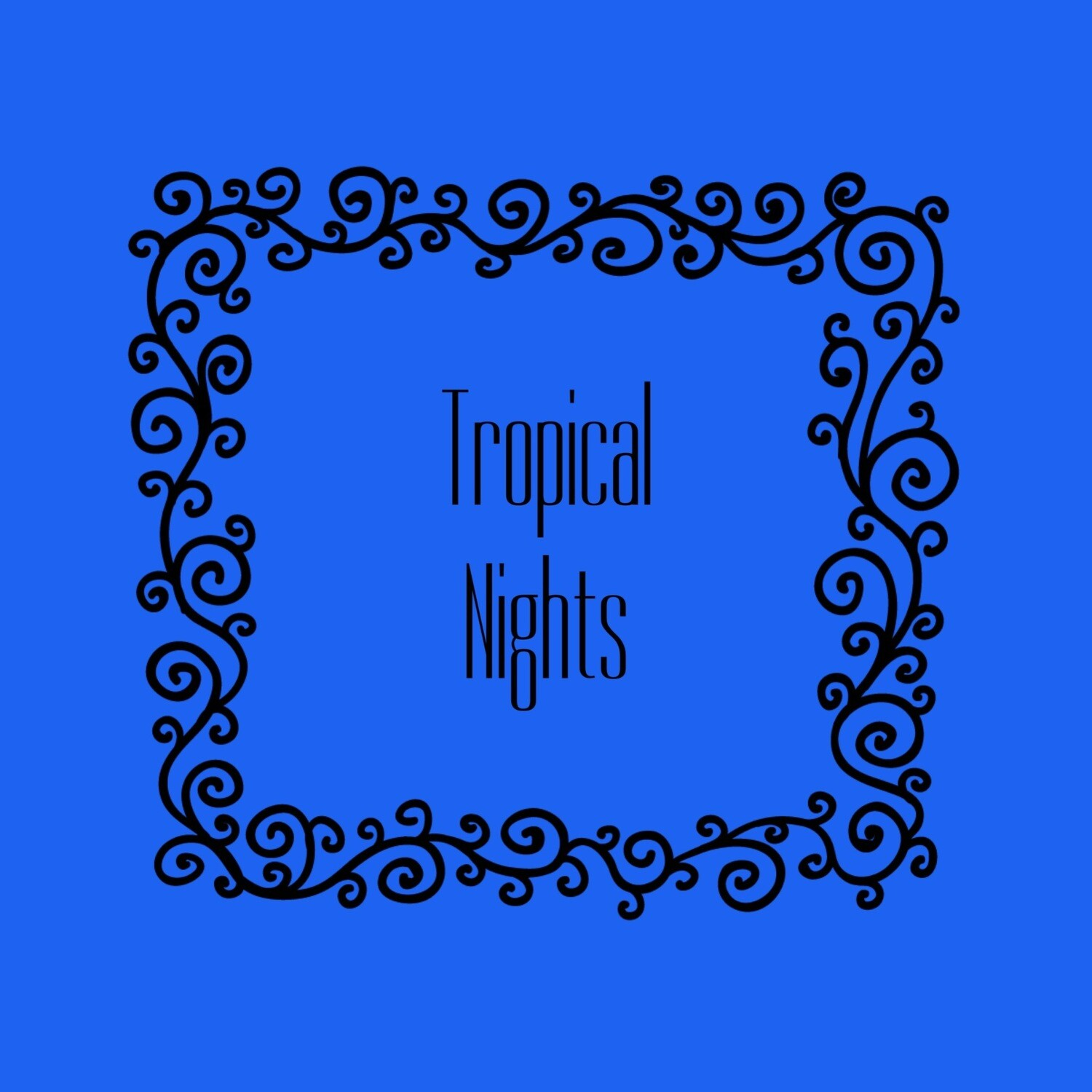 TROPICAL NIGHTS FRAGRANCE OIL