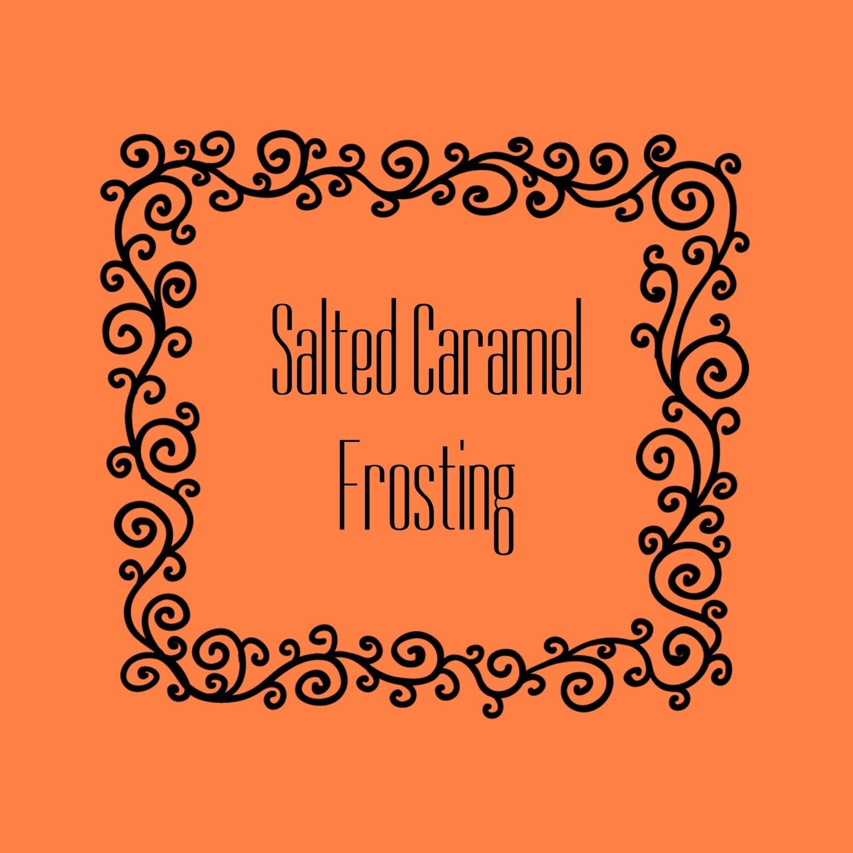 SALTED CARAMEL FROSTING FRAGRANCE OIL