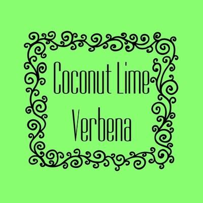 COCONUT LIME VERBENA FRAGRANCE OIL