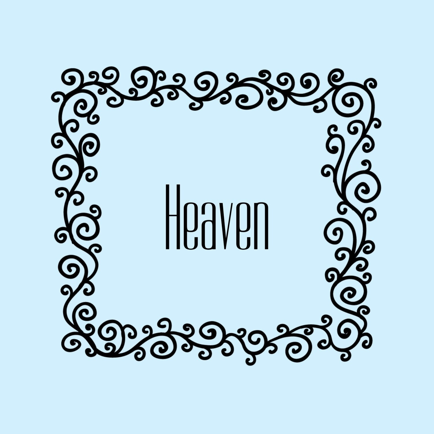 HEAVEN FRAGRANCE OIL