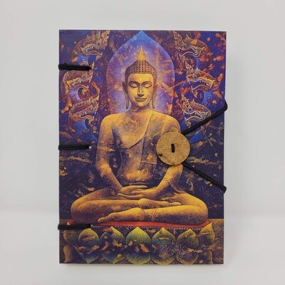 BUDDHA LINEN JOURNAL