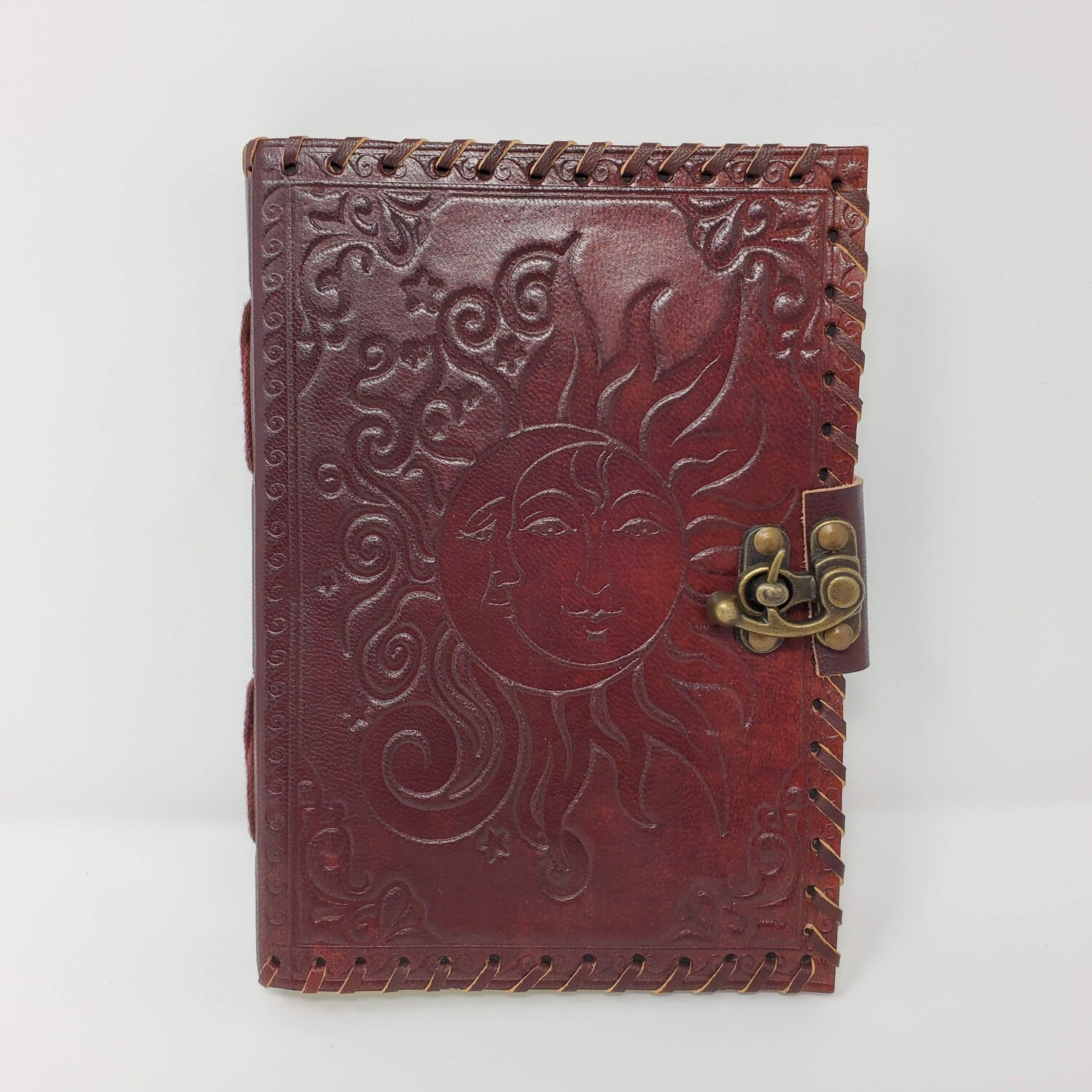 SUN MOON LEATHER JOURNAL