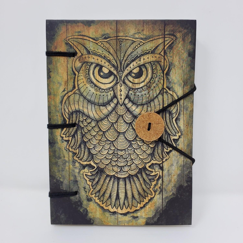 OWL LINEN JOURNAL