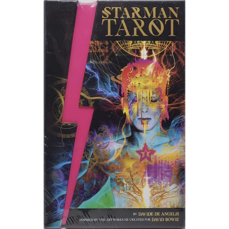 STARMAN TAROT DECK AND BOOK