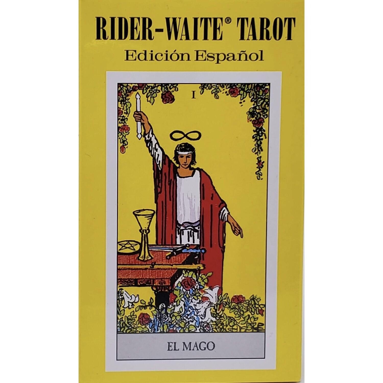 SPANISH RIDER-WAITE TAROT