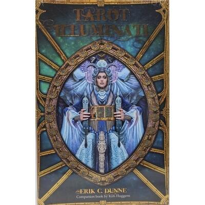TAROT ILLUMINATI DECK AND BOOK