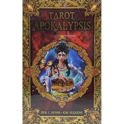 TAROT APOKALYPSIS DECK AND BOOK