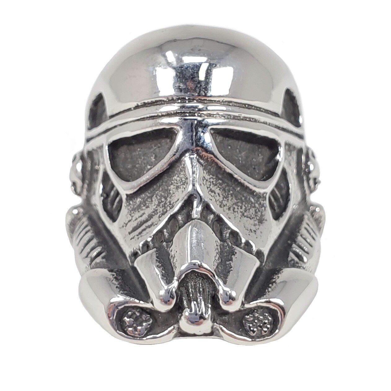 316L SPACE TROOPER RING