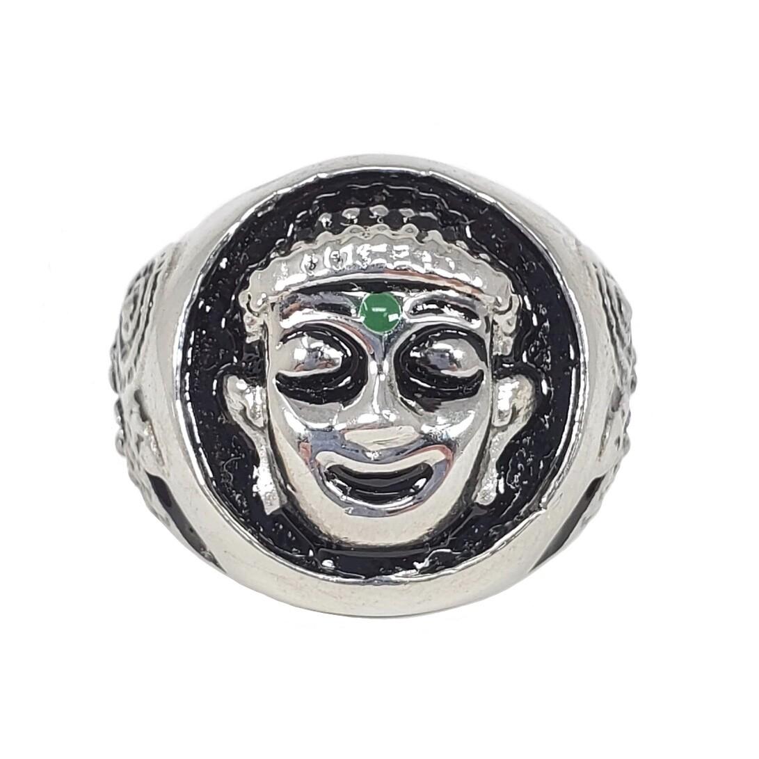 316L ZEN BUDDHA RING