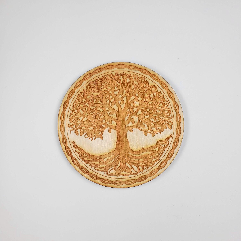 """3"""" TREE OF LIFE CRYSTAL GRID SET"""