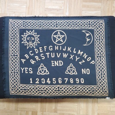 OUIJA BOARD ALTAR CLOTH LG