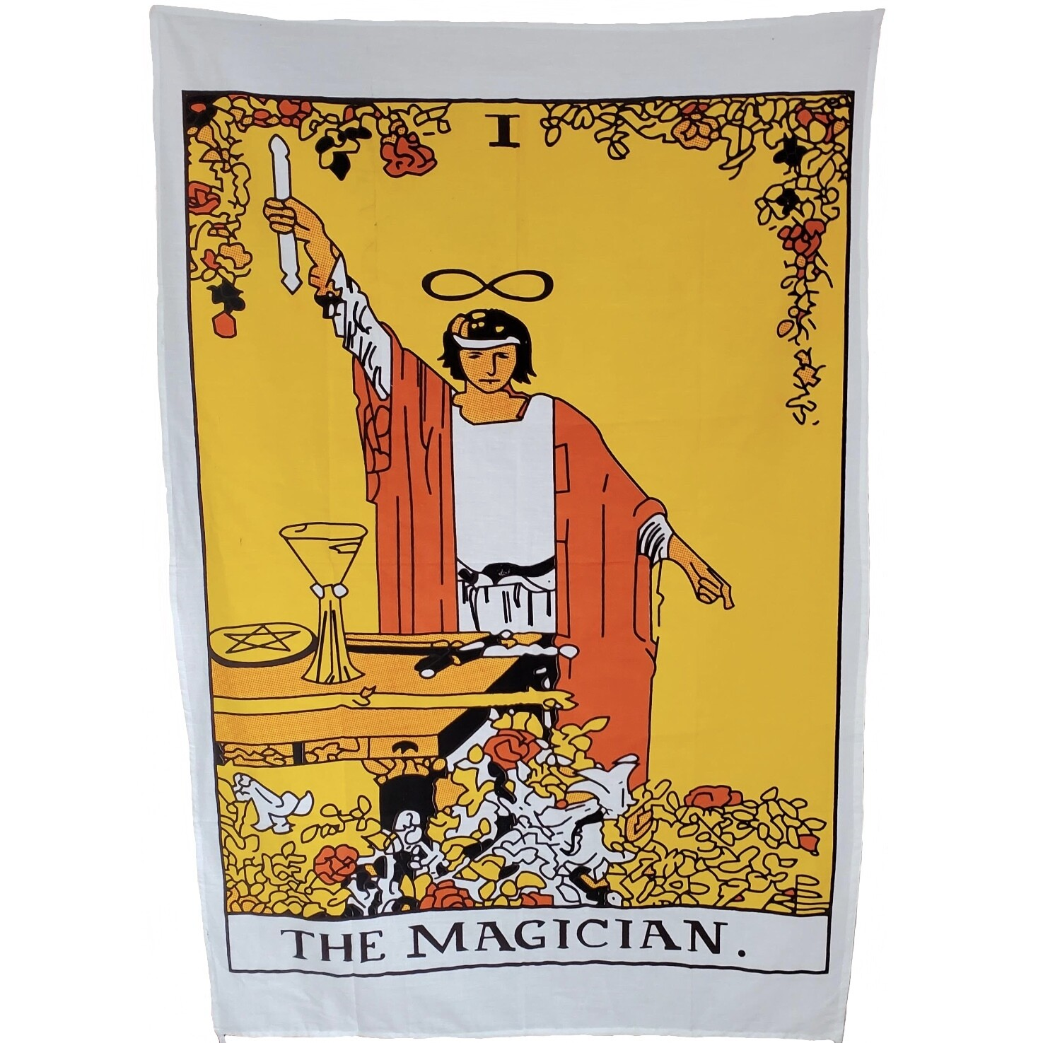 THE MAGICIAN TAPESTRY SM