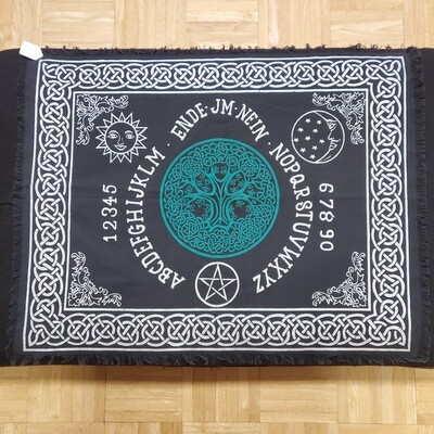 TREE OF LIFE OUIJA ALTAR CLOTH LG