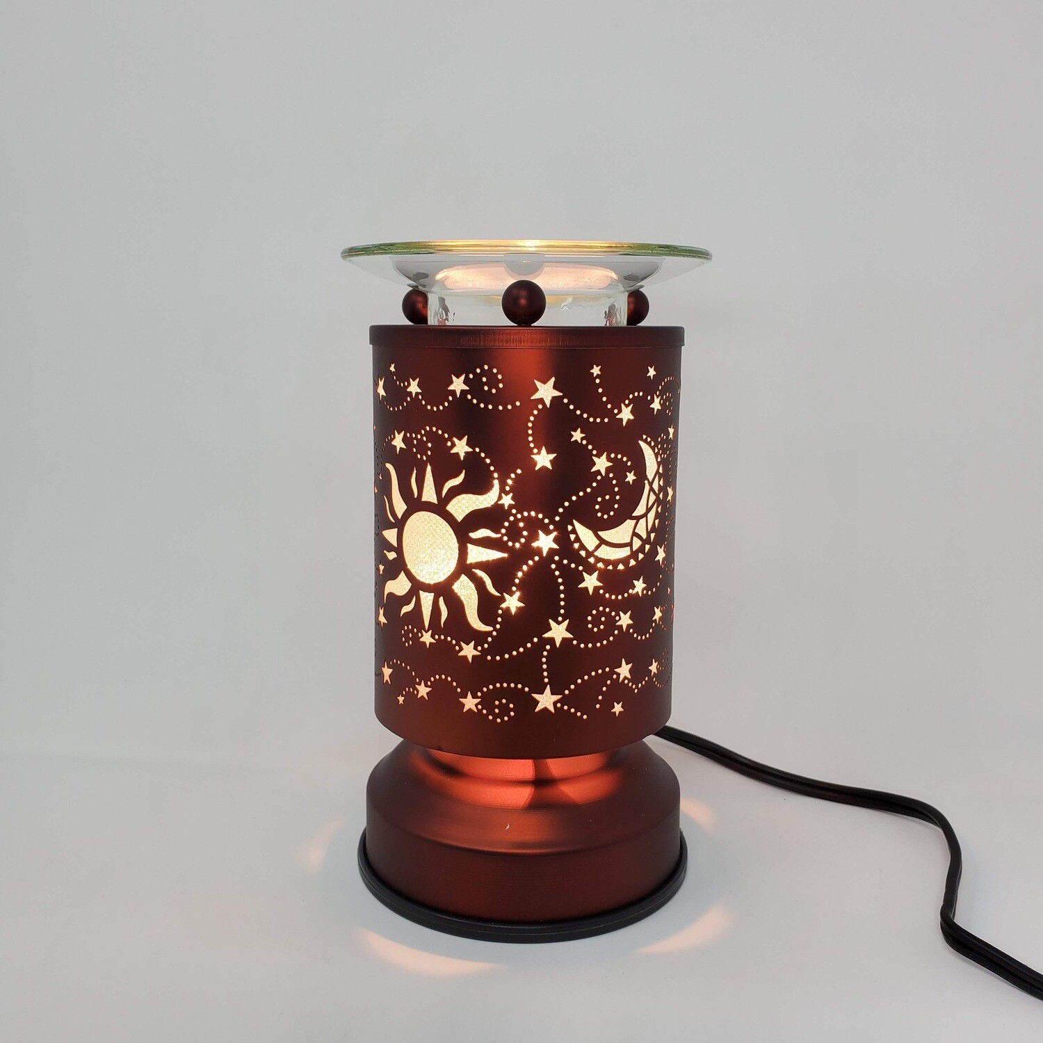CELESTIAL COPPER TOUCH LAMP